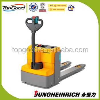 jungheinrich small electric pallet truck, forklift stacker price, battery pallet jack
