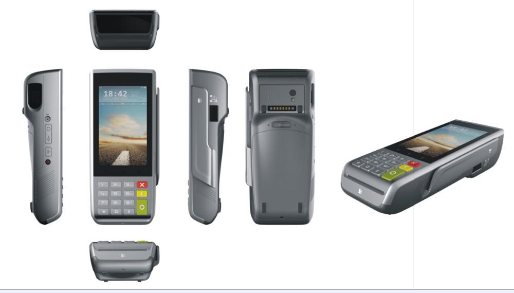H-S1000 Handheld Android POS Terminal