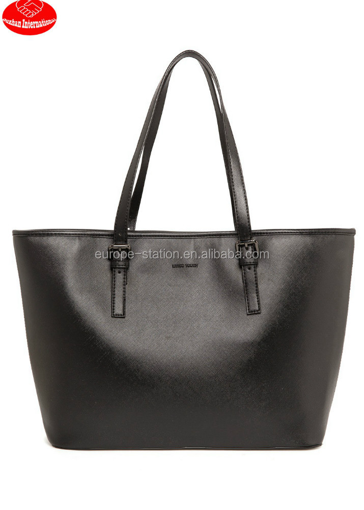 Mango female fashion shopping bag