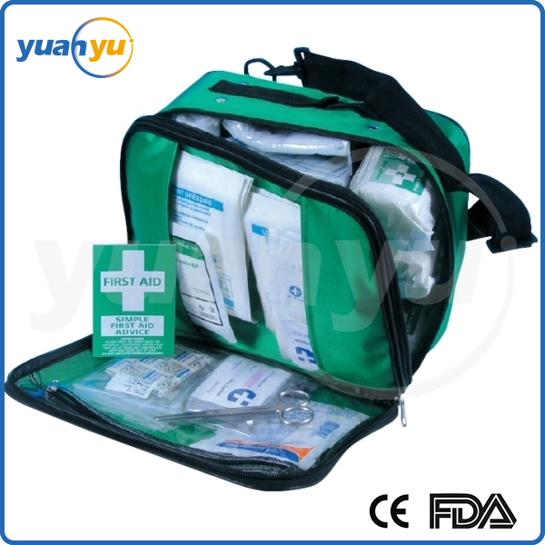 Wholesale health care military medical home equipment travel first aid kit in Carry Bag for Camping Hiking Car