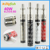 2015 hot product 0.2 and 0.5ohm eco friendly electronic cigarette lighter with factory price