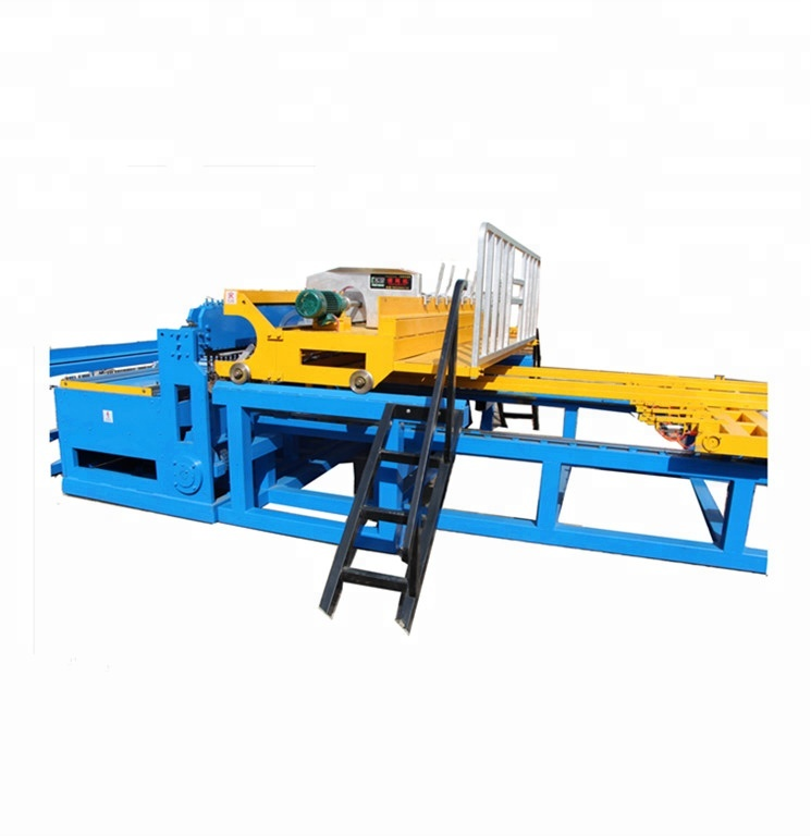Automatic 3D fence panel welding machine