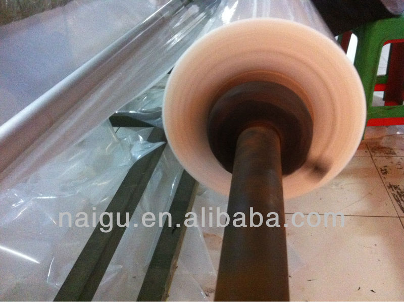 LDPE packaging film--soft film, (decorative translucent plastic film)