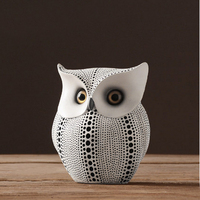 Best Gift Decorative Resin Owl
