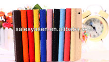 2013 fashion belt clip leather case for iphone 5