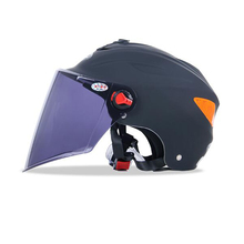 Summer Helmet, ABS Material Motorcycle Helmet with Variou Sizes and Long Service Life, Wholesale Price