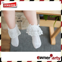2017 Baby Girl Knee High Socks Fashion Baby Socks