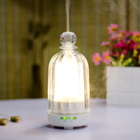 NEWEST aromist wholesale price Air purifier-GH2186F glass diffuser