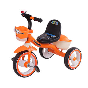 China wholesale Cheap Children Tricycle/baby trike with music and light/kids metal tricycle