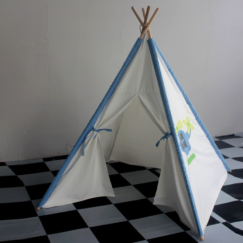 custom made indian kids full canvas tent