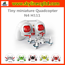 HUBSAN NANO Q4 H111 The smallest 4CH remote control toys RC Quadcopter 3D FLY quadcopter
