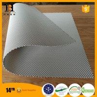 Good Sealed pvc coated polyester fabric