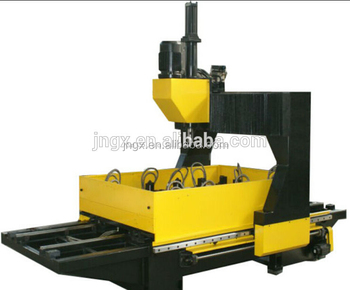 CNC steel plate drilling machine