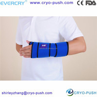 medical use cold therapy wrist /hand warp