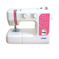 cheap domestic professional treadle household embroidery sewing machine