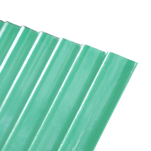 Customized length 3mm thickness fiberglass wall cladding decorative panels