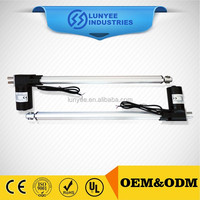 Adjustable Electric linear actuator 220v for TV lifting