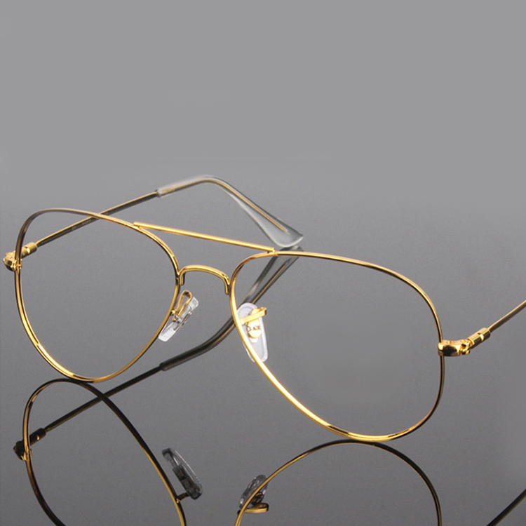 Pro Acme Fashion Pilot Optical Glasses with Clear Lenses Lens Glasses Prescription Eyewear Eye glasses Frames for Men PA0746