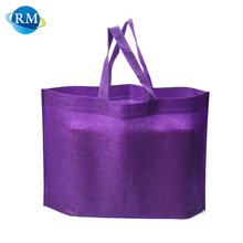Rongmei Hot Lamination Pictures Printing Non Woven Shopping Bag