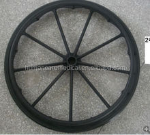 Durable big mag wheel chair tires for sale