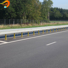 W beam guard rail protect barrier Practical and Abrasion Resistance