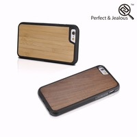 OEM packing Genuine wood tablet bamboo case