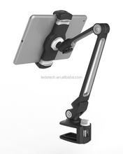 Flexible Phone accessory cell phone tablet lazy man holder Holder Stand Cellphone Stand Clamp with Bracket for Apple or Android