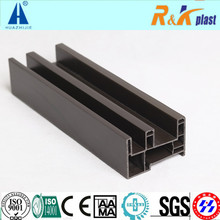 color stable sliding frame uPVC profile for window