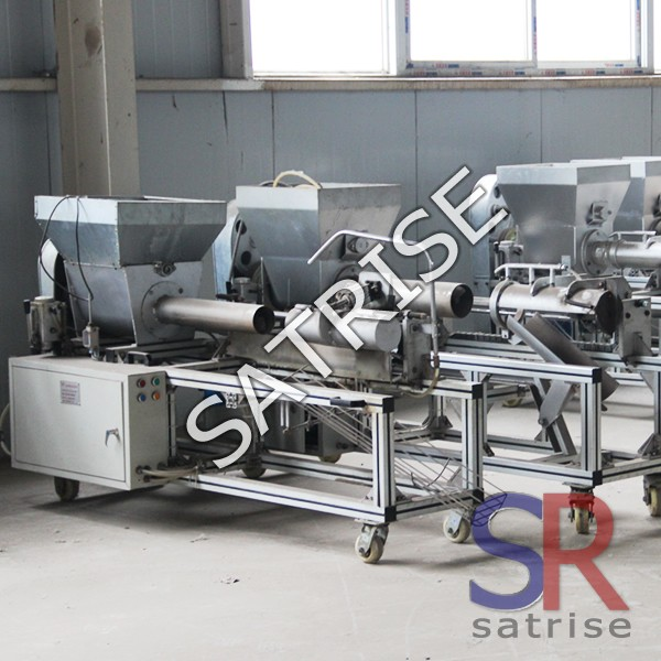 2017 new type labour save mushroom growing bag filling machine
