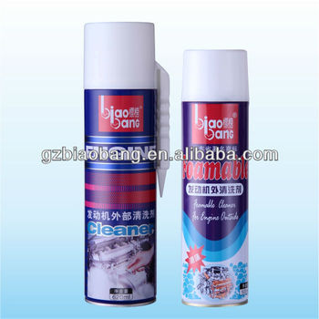 620ml brand biodegradable degreaser cleaner with side brush