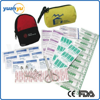 Emergency Convenient to carry Travel Sports Family Outdoor activities first aid kit
