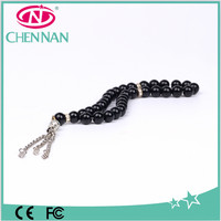 Pujiang antique crystal gemstone muslim tasbih beads 33