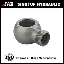 1CI carbon steel Hydraulic fittings Metric Banjo by CNC machine from Ningbo factory