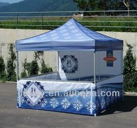 metal frame UV widely used outdoor tent folding promotion tent canopy