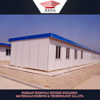 Luxury T-type Steel Frame Prefab House, Mobile Home, Portable Cabin