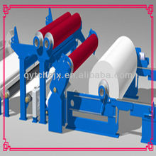 cylinder winding machine for paper mill in hot sale