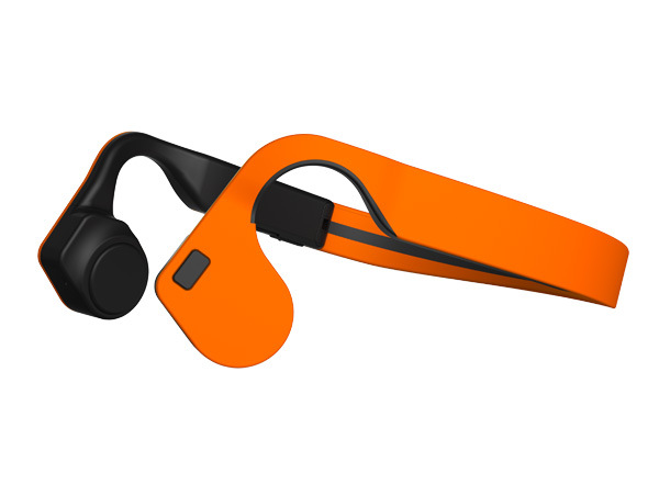Sports headsets wireless headphones of  bone conduction with fashionable design