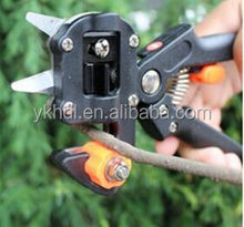 fruit tree grafting knife pruning shear/ gardening tools grafting cutting scissors/ garden shear
