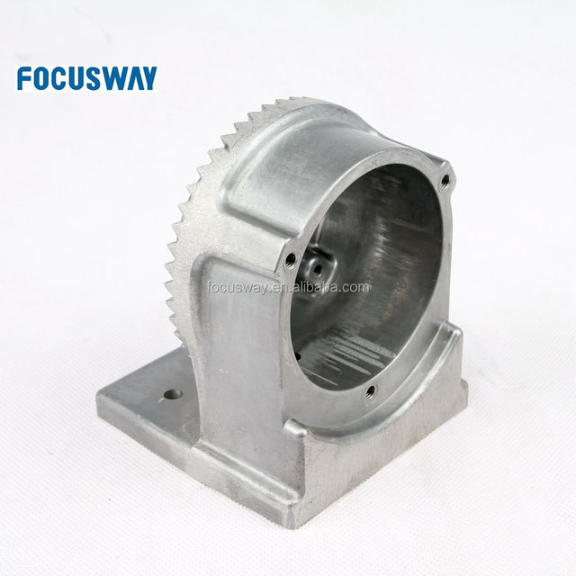 Agriculture machinery parts forming by aluminum die casting