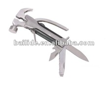 2017 High Quality Stainless Steel Multi Purpose Hammer Combination Pliers Hammer