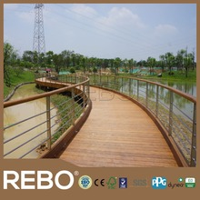 carbonized bamboo outdoor flooring board for decking