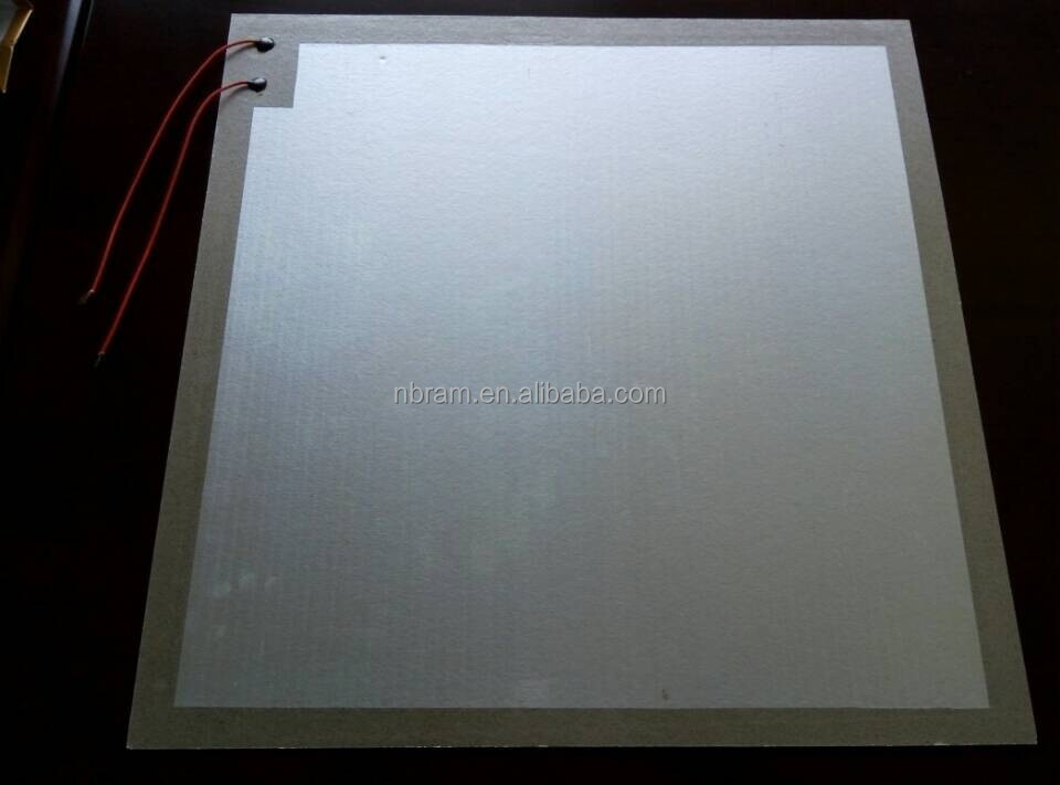 Cheap price etched foil far infrared mica heating film