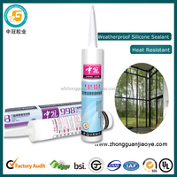 Senior neutral silicone weatherproof sealant used for indoor decoration