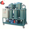 Double Stage Vacuum Transformer insulation Oil Purifier Oil Recycling Regeneration Plant