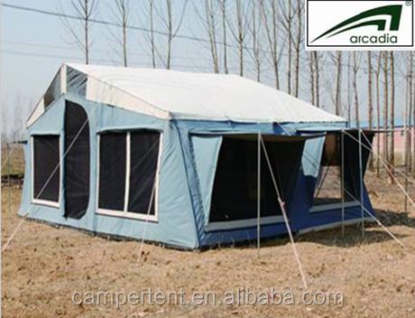 Original Foto De 12ft Camper Trailer Tent Camper SC05 Em PtMadeinChinacom