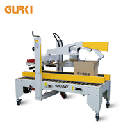 GURKI Quick Delivery Auto Carton Box Sealing Packing Machine