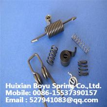 precision extension spring used for sofa bed,stainless steel flat springs