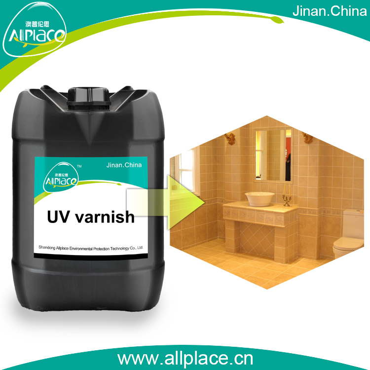 Ceramic tile Coating UV Chemical For Ceramic Tile