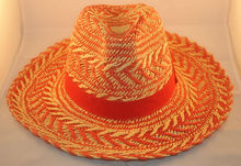 2013 newest fashion red white blue cowboy hats