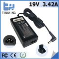 High quality factory Laptop Adapter Tingxing brand for acer 19V3.42A65W Notebook charger 5.5*2.5MM